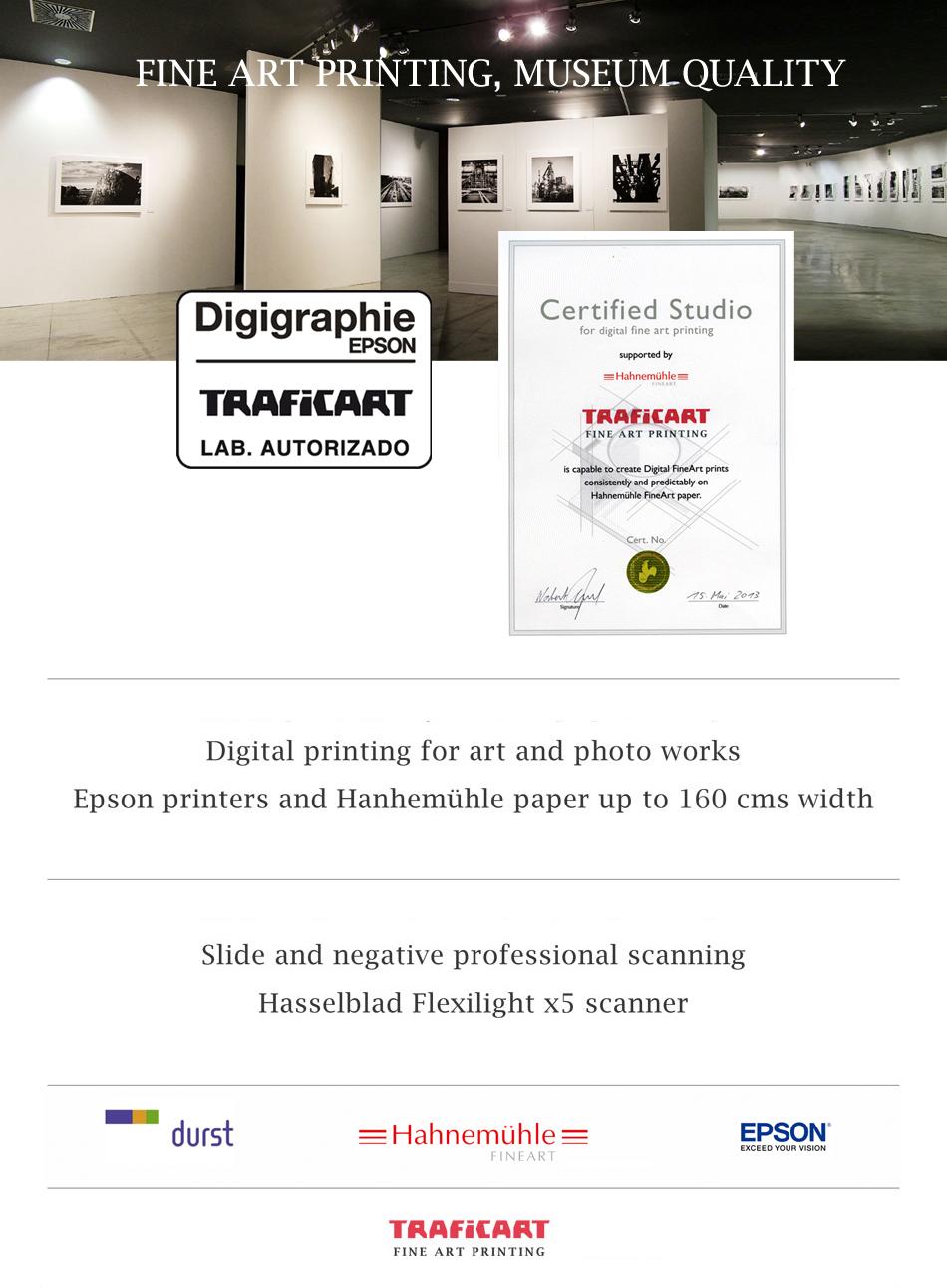 Fine Art Printing TRAFICART